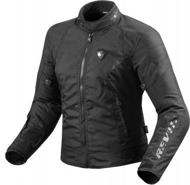 Giacca moto Rev'it FLARE Nero