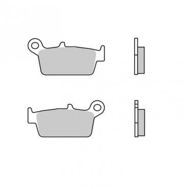Pastiglie AP Suzuki  posteriori standard