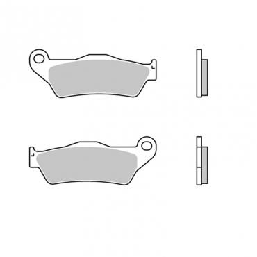 Pastiglie AP Yamaha  anteriori standard