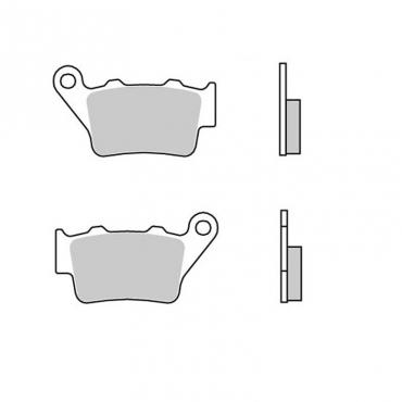 Pastiglie freno posteriore per Gas Gas EC 125 250 1994-1999  SDP622