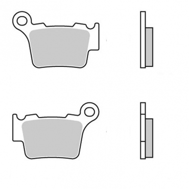 Pastiglie AP TM  posteriori standard