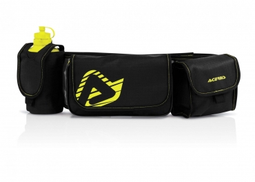 Marsupio enduro con camel bag Acerbis DROMY Black Yellow fluo