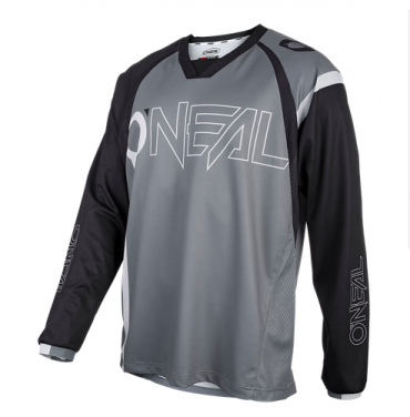 Maglia bici O`Neal ELEMENT FR Jersey HYBRID petrol/orange