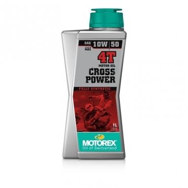 Motorex Air Filter Oil olio Spray per filtri aria cross in spugna