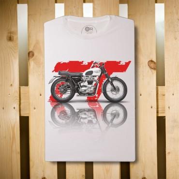 FOX Yoshimura Honda T-Shirt bianca