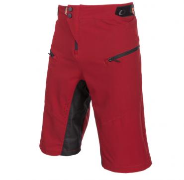 Pantaloni bici O`Neal ELEMENT FR Shorts HYBRID petrol/orange