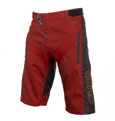 Shorts da bici O'Neal MATRIX Shorts petrol/orange