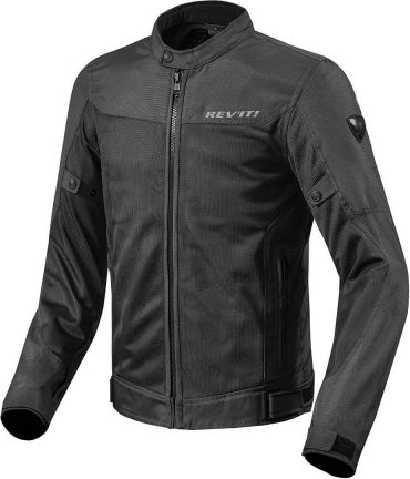 Giubbino moto Alpinestars RAY CANVAS V2 Nero