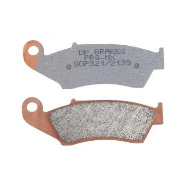 Pastiglie freno posteriore per Suzuki RM 125 250 DRZ-E 400 DRZ-S 400  SDP815
