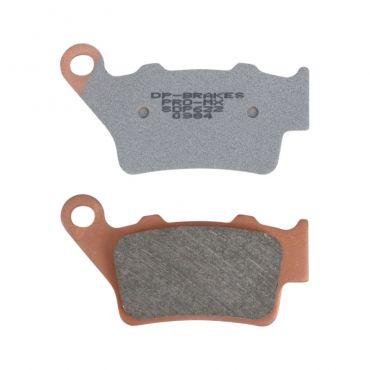 Pastiglie freno posteriore per Kawasaki KX 125 250 500 KLX 650  SDP815