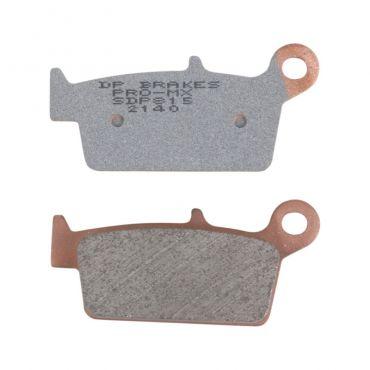 Pastiglie freno anteriore per Honda CR 85 2003-2007 CRF 150 2007-2014  SDP811