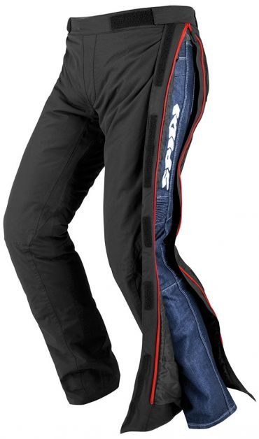 Jeans da moto Spidi con protezioni J TRACKER norm short long Blue Dark Used