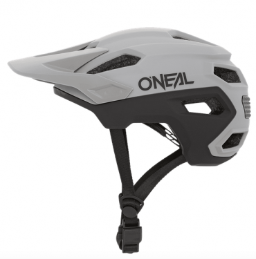 Casco MTB O'Neal DEFENDER SOLID black