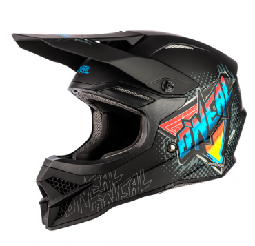 Casco Airoh cross enduro AVIATOR ACE NEMESI Orange Matt