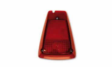 Parafango posteriore universale cross rosso Ufo per Ancillotti