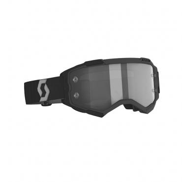 Occhiali (maschera) cross ROLL OFF 100% STRATA FORECAST OUTLAW Black