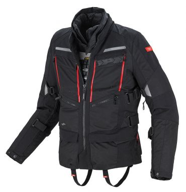 Giacca moto Rev'it DEFENDER PRO GORE-TEX® antracite-nero