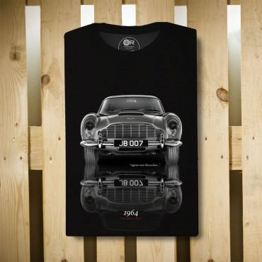 T-Shirt Original Race 500 ROMA Petrolio cotone organico