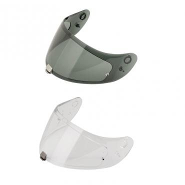 Visiera di ricambio FUME' per Shark S600-S650-S700-S800-S900-S900C-OPENLINE