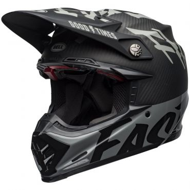 Casco Cross Bell Mx-9 mips Replica Twitch