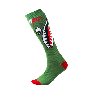 Calze O`Neal Pro MX Sock VILLAIN grey (One Size)