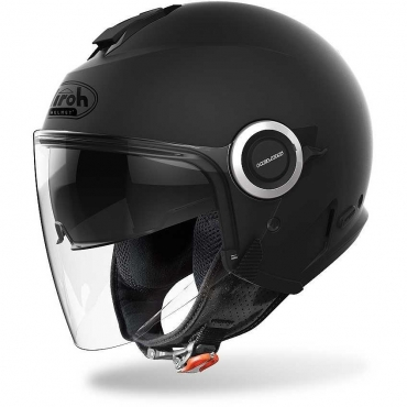 Casco jet FELIX ST520 Racing