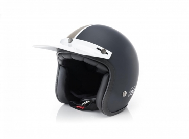 Casco jet Caberg FREERIDE Formula Light Grey