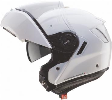 Casco modulare Caberg DROID Matt gun metal opaco