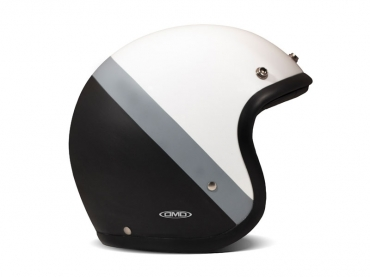Casco jet Caberg RIVIERA V3 Matt Blue Denim