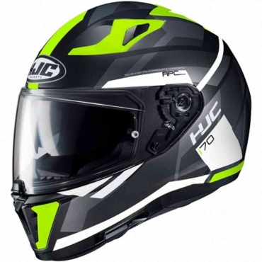 Casco integrale HJC CS-15 TAREX MC45SF Verde militare Opaco