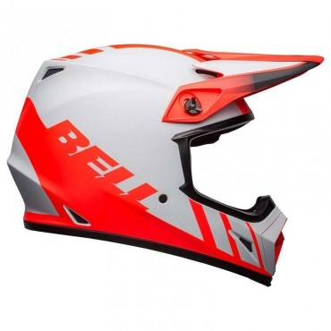 Casco cross enduro O'Neal serie 5 Polyacrylite HR blue/neon yellow