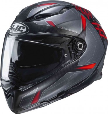 Casco integrale HJC F70 DEATHSTROKE DC Comics