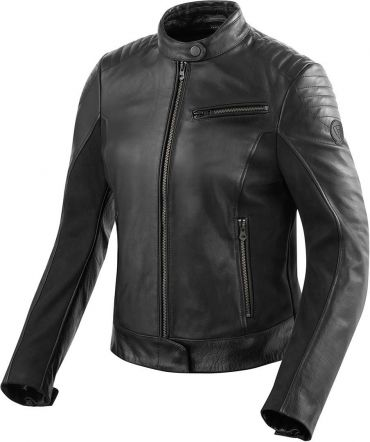 Giubbino moto pelle Rev'it AKIRA VINTAGE marrone