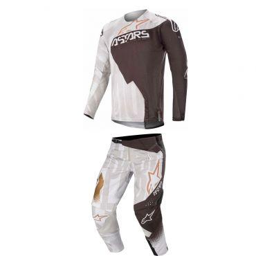 Completo cross Seven ANNEX STAPLE white 2020 pantaloni+maglia
