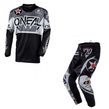 Completo cross Seven VOX PURSUIT Mint 2021 pantaloni+maglia