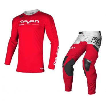 Completo cross enduro Fox 180 ILLMATIK Dark Purple Sand 2021 pantaloni+maglia