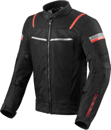 Giacca moto Rev'it OUTBACK 2 Donna argento rosso