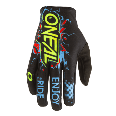 Guanti cross enduro Fox DIRTPAW RACE 2020 Orange Fluo