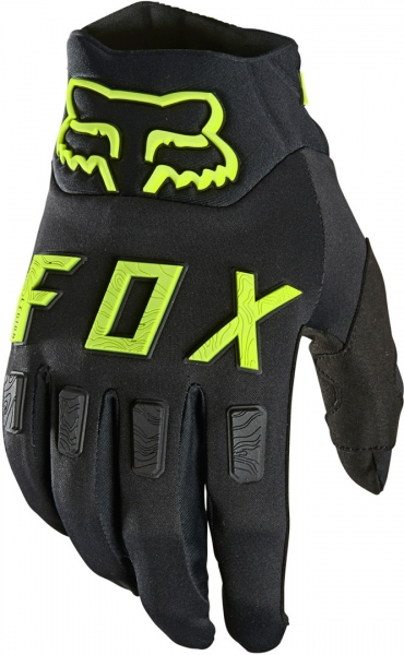 Guanti impermeabili cross enduro Fox LEGION Blue Steel