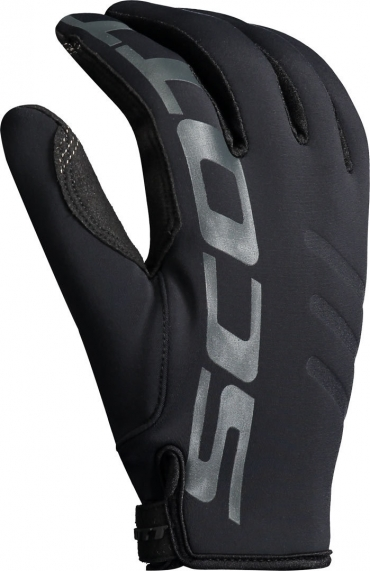 Guanti cross enduro Alpinestars Techstar 2020 Grey Black
