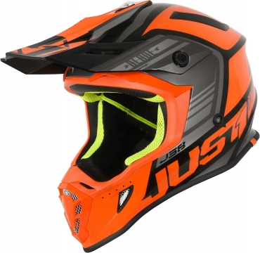 Casco Airoh cross enduro TWIST RACR Gloss