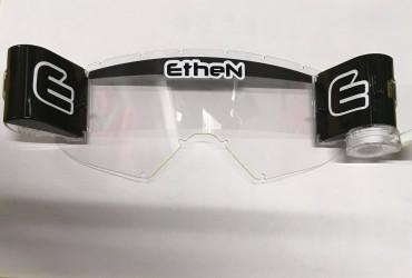 Lente fumé per maschera Ethen 05
