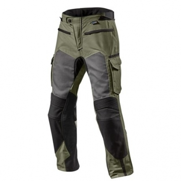 Pantaloni moto Rev'it DEFENDER PRO GORE-TEX® nero