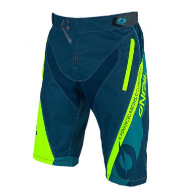 Pantaloni bici O`Neal ELEMENT FR Shorts HYBRID verde menta