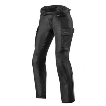 Pantaloni moto Rev'it DEFENDER PRO GORE-TEX® grigio chiaro-nero