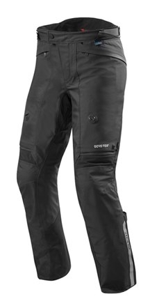 Pantaloni moto Rev'it DOMINATOR GTX Gore-Tex grigio chiaro-nero