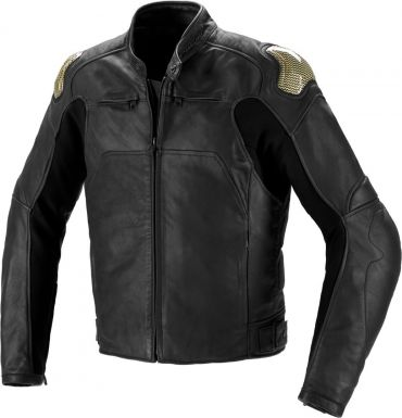 Giubbino moto pelle donna Rev'it CLARE Ladies Nero