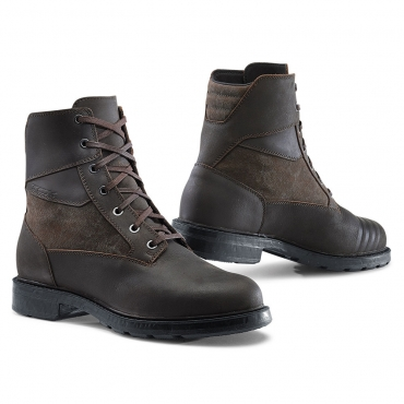 Scarpe moto TCX DARTWOOD WP marrone