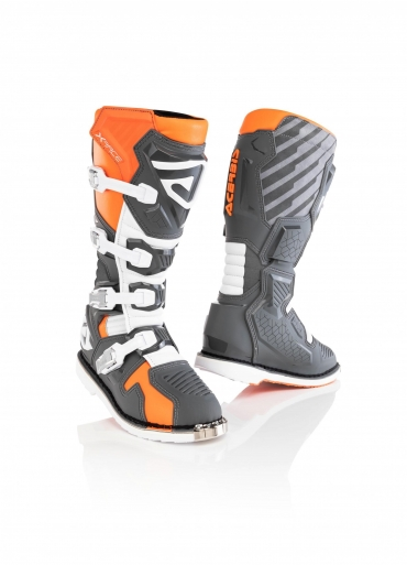 Stivali cross O'neal RSX Boot EU white black