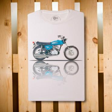 T-Shirt Original Race DELTA EVO Navy cotone jersey